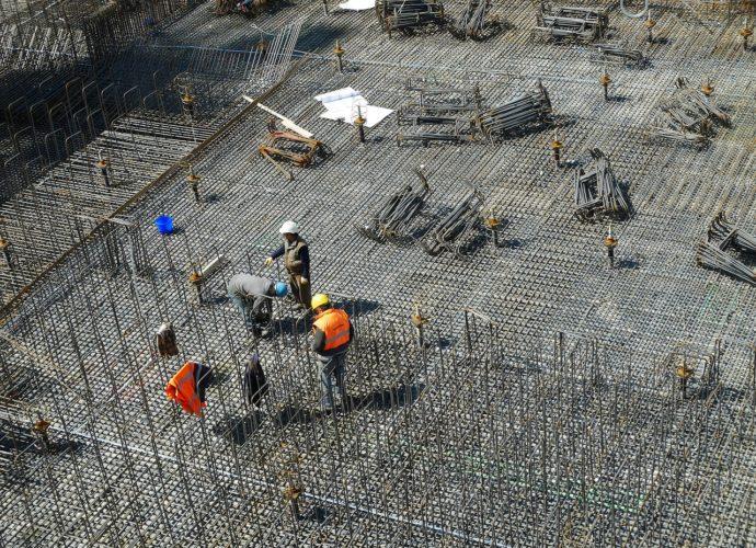 Építőipari munka