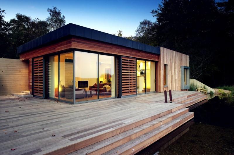 Környezetbarát ház