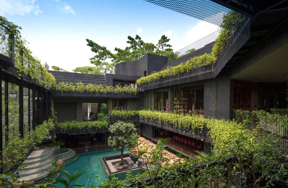 Szingapúri ház