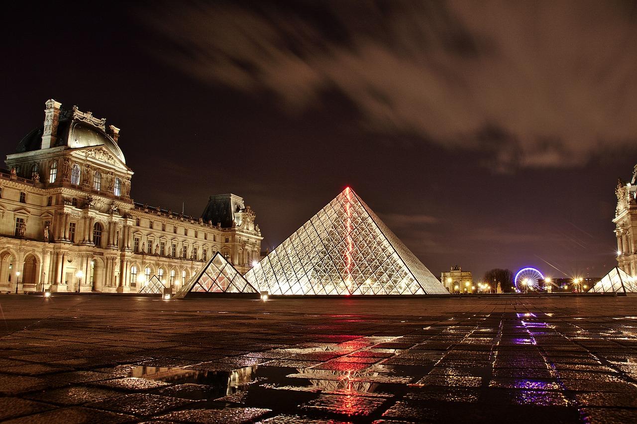 Párizs, Louvre